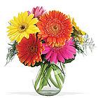 Birthday Flowers Bouquet