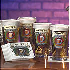 Personalized Neighborhood Pub Mixer Glasses