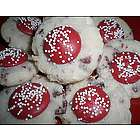 Cranberry Coconut Crumble Cookies Gift Box