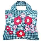 Cherry Blossoms Reusable Shopping Bag
