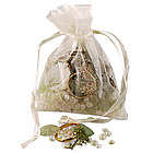 Beach Potpourri in Organza Bag