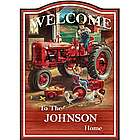 Farmall Personalized Wall Decor
