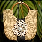 Sanibel Cocktail Basket Bag