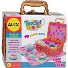 Pretend and Play Tea Set Basket