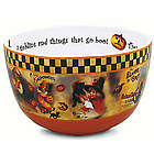 Halloween Ceramic Bowl