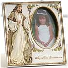 My First Communion Jesus Photo Frame
