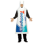 Adult Toothpaste Costume