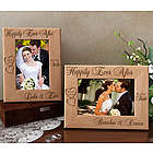 Personalized Happily Ever After Picture Frame