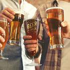 Beer Snob Beer Glass