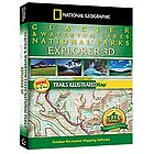Glacier & Waterton Lakes National Parks Explorer 3D Software