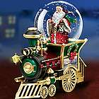 Santa Claus is Comin' to Town Train Car