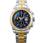 Commemorative Navy Men's Chronograph Watch