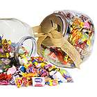 Retro Candy Filled Candy Jar