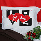 Personalized Love Pillowcase