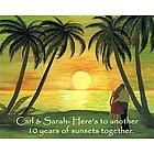 Romantic Early Evening Fine Art Print