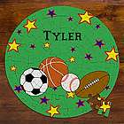 Personalized Boy's Jigsaw Puzzle