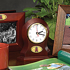 Los Angeles Angels of Anaheim Desk Clock
