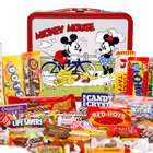 Retro Mickey Mouse Nostalgic Candy Filled Tin