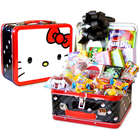 Hello Kitty with Red Bow Retro Candy Filled Tin