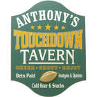 Touchdown Tavern Personalized Man Cave Sign