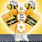 Bee Well Soon Iced Cookie Bouquet