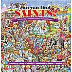 Can You Find Saints? Book