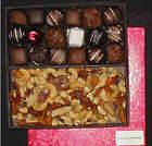 Treasure Holiday Candy Gift Box
