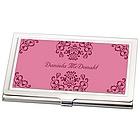 Scroll Business Card Holder