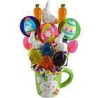 Easter Wishes Lollipop Bouquet