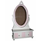 Princess Table Top Mirror
