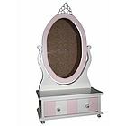 Princess Table Top Mirror