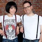 "Tres Chic 3/4"" Wide Matte Suspenders"