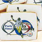 NFL Ben Roethlisberger Cookies