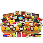 Signature Series Fruit and Gourmet Basket
