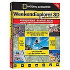 Weekend Explorer 3D Software for Las Vegas Region