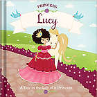 Personalized Princess Children's Book