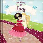 Personalized Princess Children's Book