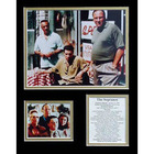 The Sopranos James Gandolfini Matted & Framed Memorabilia