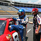Learn How to Drive a NASCAR Stock Car