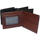 Ostrich Men's Exotic Leathers Billfold Wallet