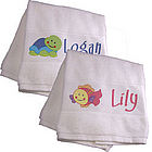 Splish Splash Kids Personalized Beach Towel