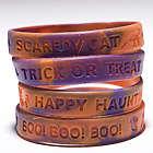 Halloween Rubber Bracelet