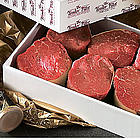 Six 8 oz. Filet Mignons with Gourmet Seasoning