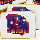 Iron Man 2 Power Blast Cookies