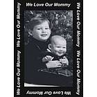 Sweetheart Personalized Photo Throw