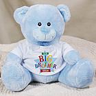Big Brother Star Plush Teddy Bear