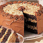 "8"" German Chocolate Cake"