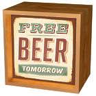 Free Beer Tomorrow Lightbox
