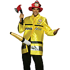 The Fire Extinguisher Costume