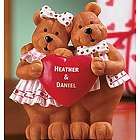 Bear Couple Figurine